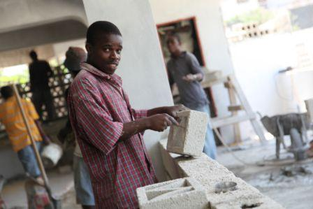 After the earthquake in Haiti, ERDO began crisis response and rehabilitation activities.
