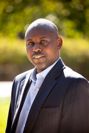 Akililu Hunqe, Director of International Programs