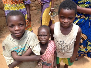 Congo - Children from the Wezesha Project