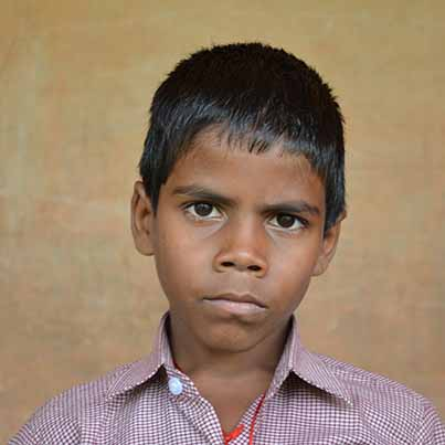 Sambhaji from India is waiting for a sponsor