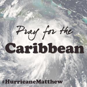 pray for the caribbean