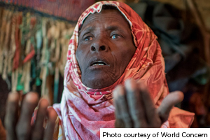 grandmother in somalia
