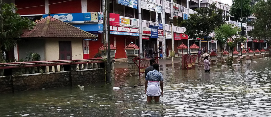 flooding in kerala