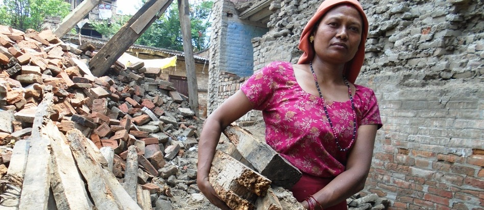 Nepal Earthquake Relief with ERDO April 2015