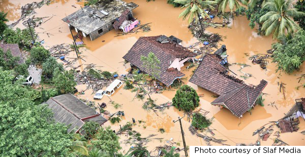 sri lanka flooding and mud slides