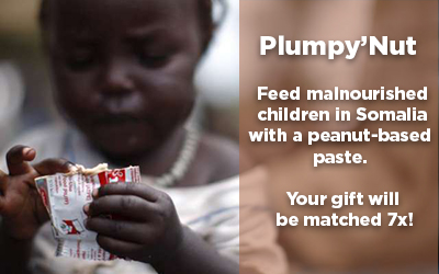 give plumpy'nut