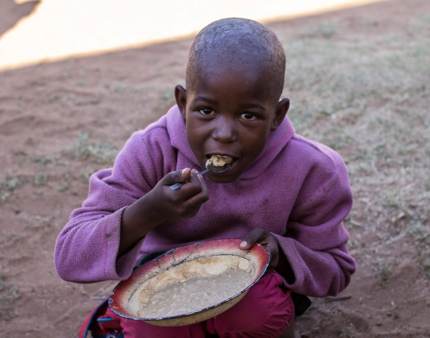Food for Kids in Zimbabwe