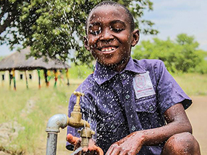 clean water in zimbabwe