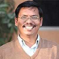 Bapu - Director of Boys and Girls' Homes