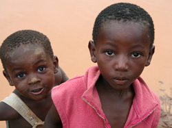 ERDO ChildCARE Plus Children from Congo