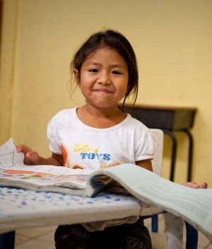 ERDO's ChildCARE Plus child sponsorship in Guatemala