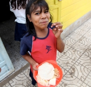 ERDO ChildCARE Plus child sponsorship in Honduras